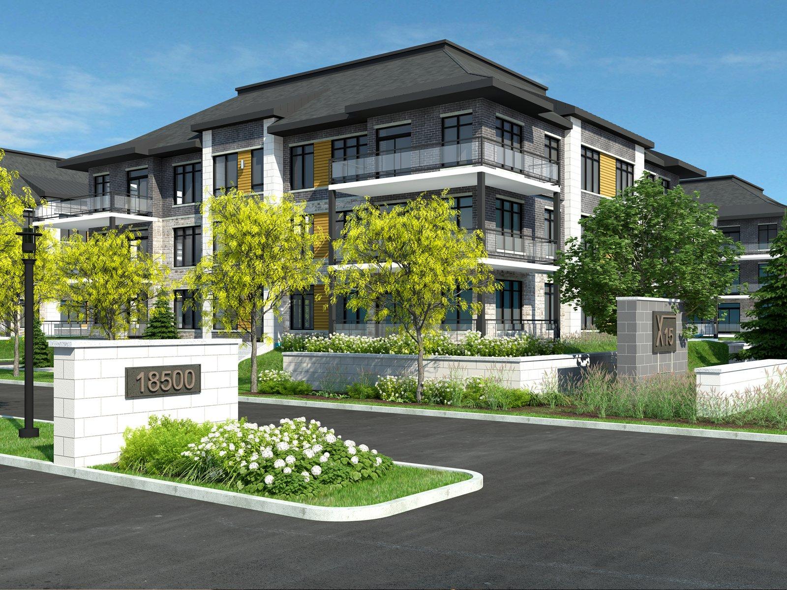 X15 Condominiums Mirabel