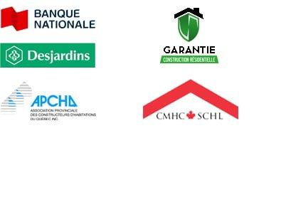 Les Habitations Innovatel nos partenaires
