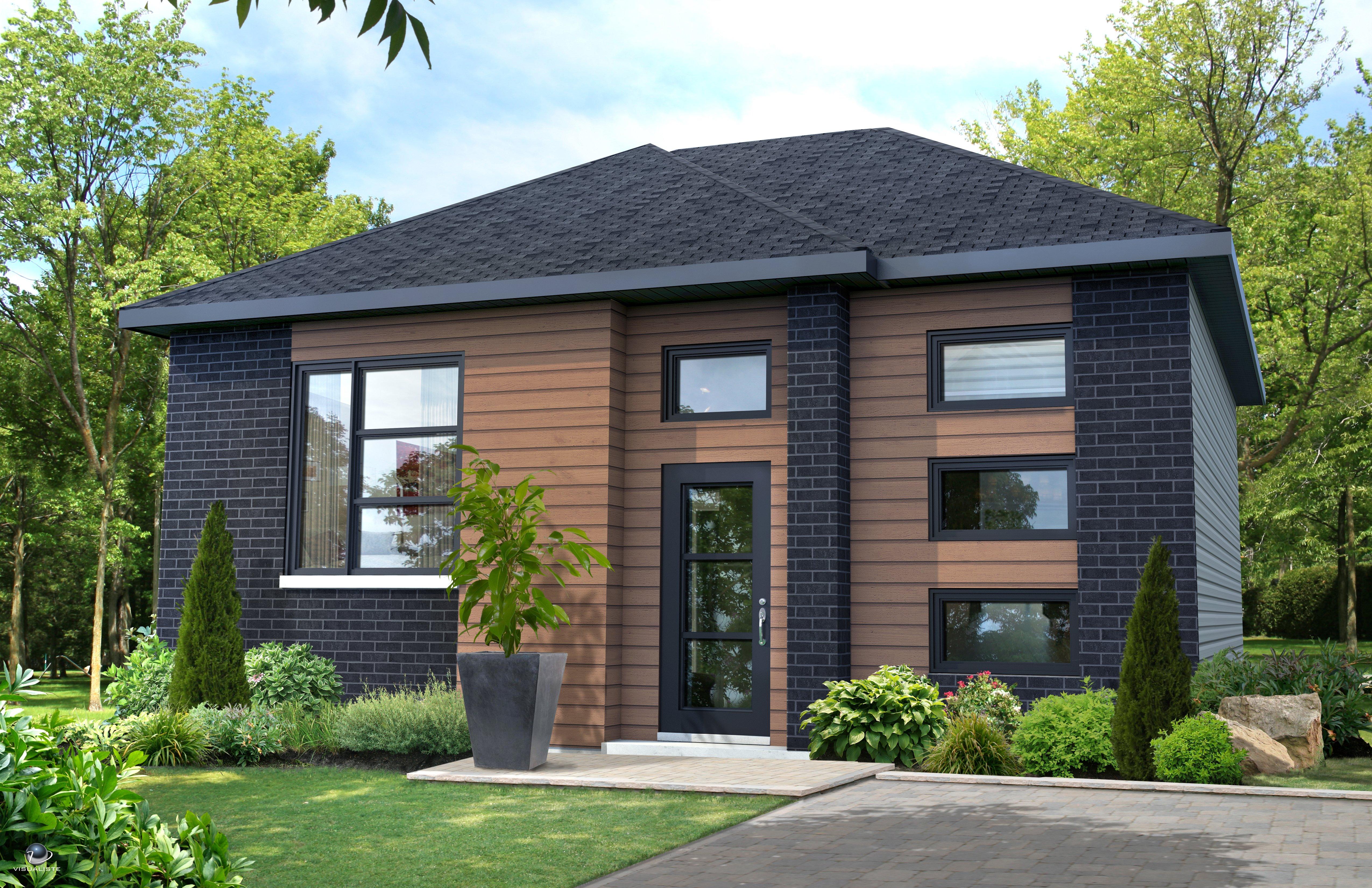 Projet de maisons neuves à Ste-Sophie Modèle CHANTILLY