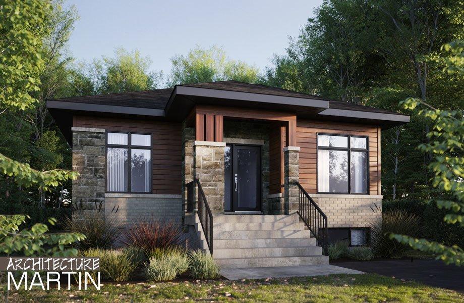 Les habitations Innovatel maisons neuves Ste-Sophie Hatley
