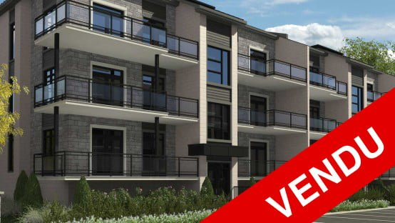 Les habitations Innovatel condos neufs condominiums Les Quatre à Blainville