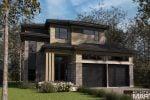 Les habitations Innovatel maisons neuves Ste-Sophie modèle St-Martin II