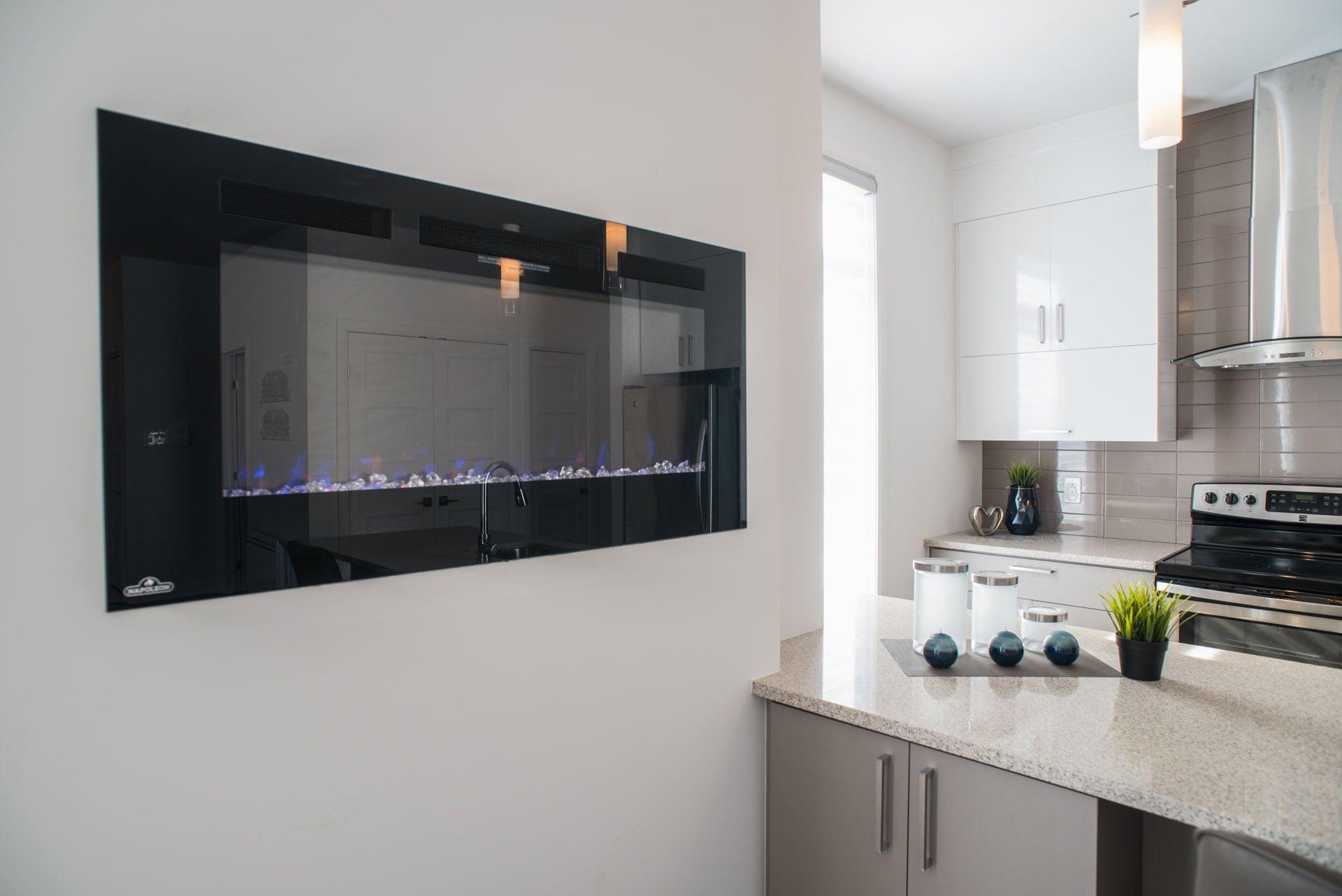 Les habitations Innovatel projet de condos neufs Les Quatre Blainville
