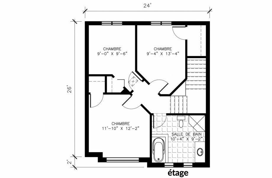 Maisons neuves Ste-Sophie McTavish