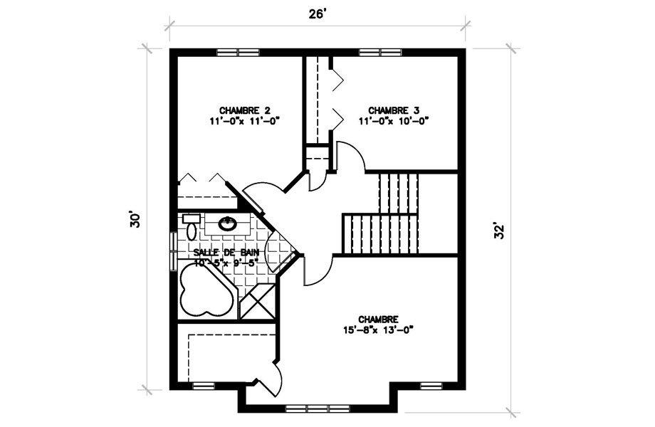 Maisons neuves Ste-Sophie Ramezay