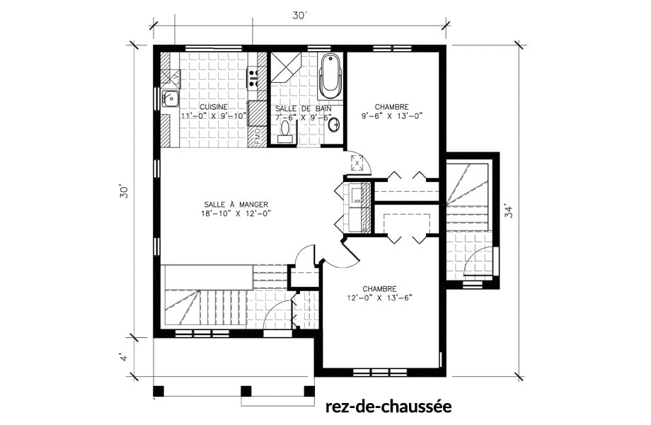 Maisons neuves Ste-Sophie Windsor