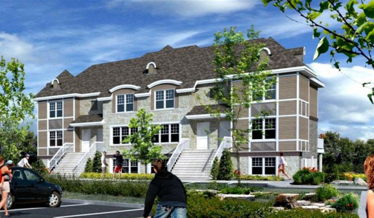 Les Habitations Innovatel Réalisation L'Orée de St-Joseph-du-lac