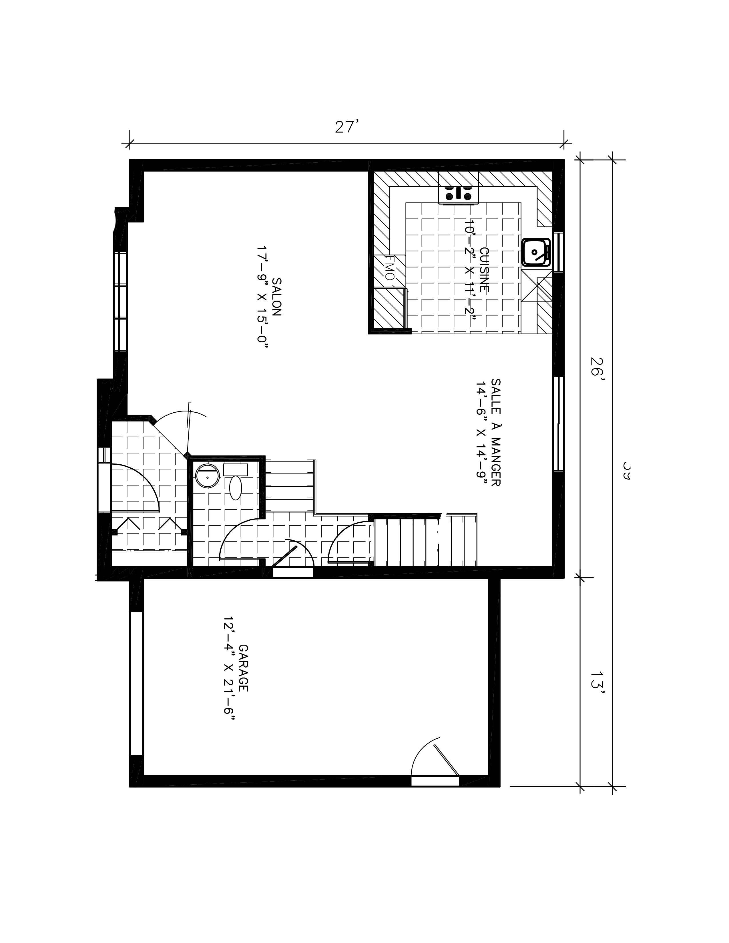 Projet de maisons neuves à Ste-Sophie Modèle RICHELIEU
