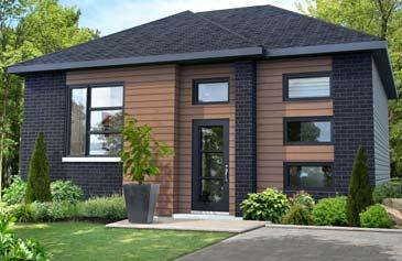 Les habitations Innovatel new houses Ste-Sophie