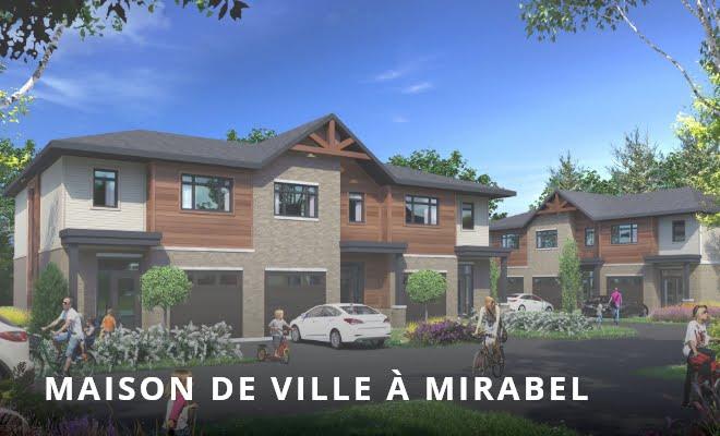 mirabel mobile - Accueil - Les habitations Innovatel