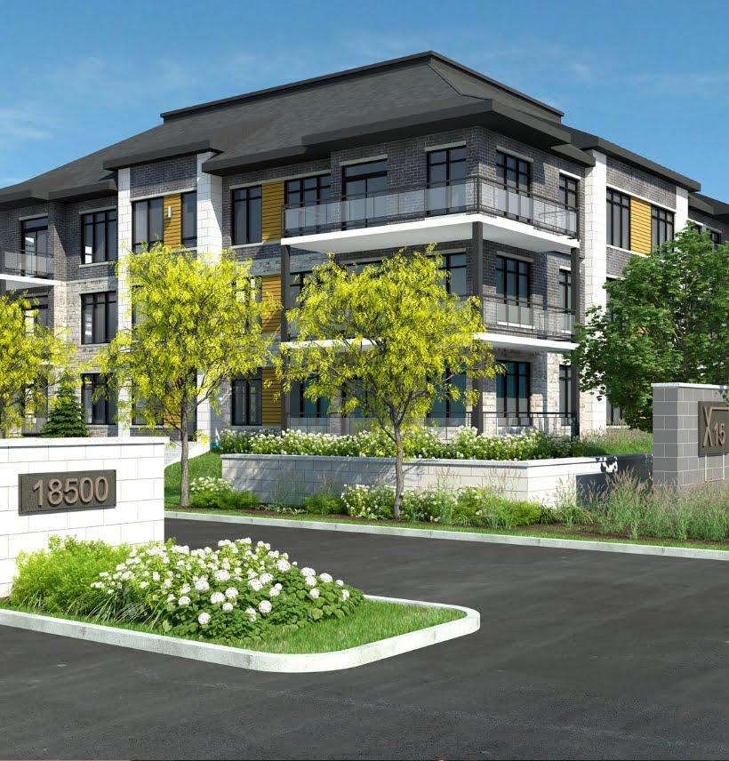 Condominiums X15 Mirabel
